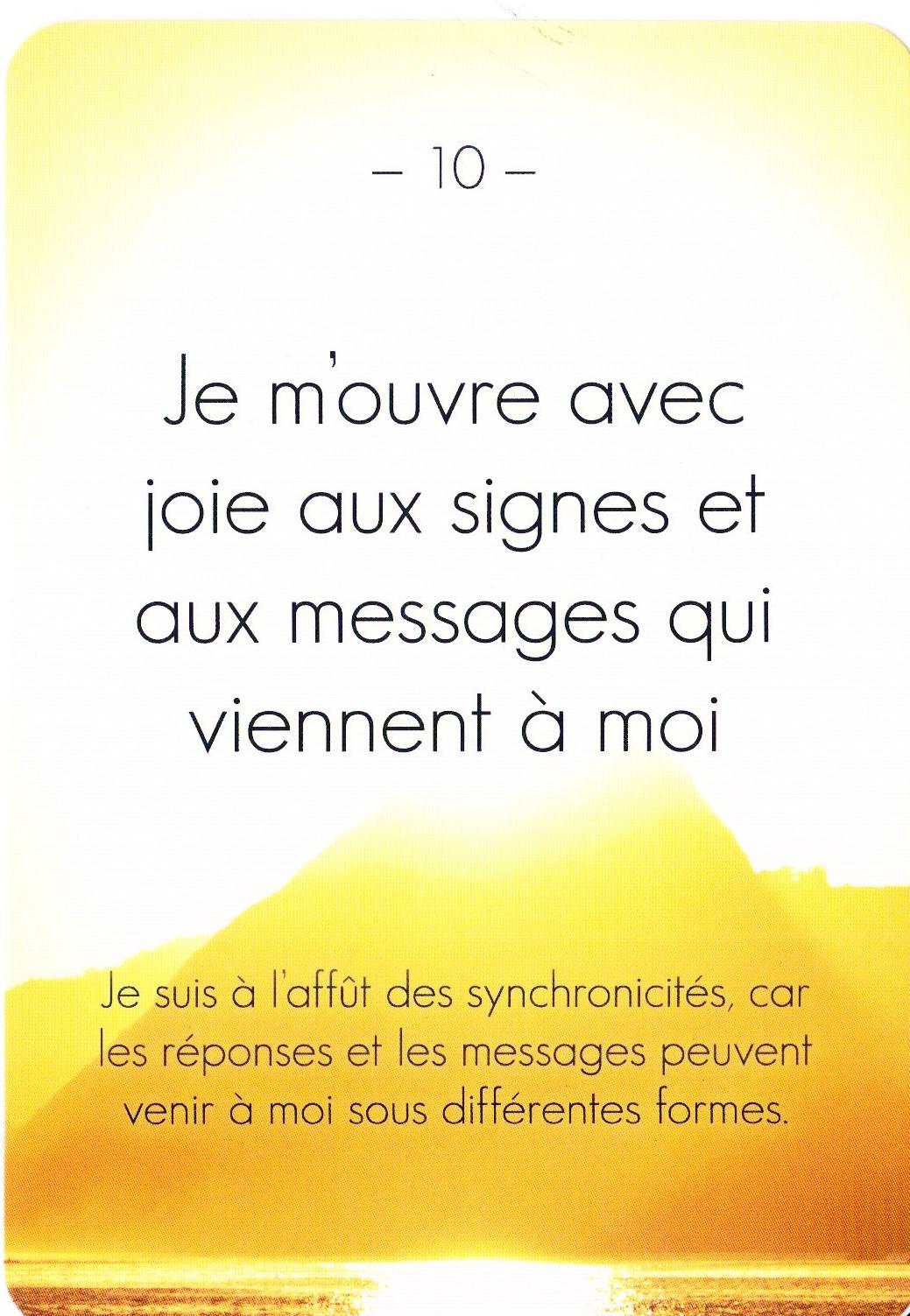 Cartes d'Eveil - Je suis à ma Place - Sylvie Goudreau