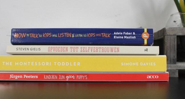 Mijn favoriete boeken voor ouders