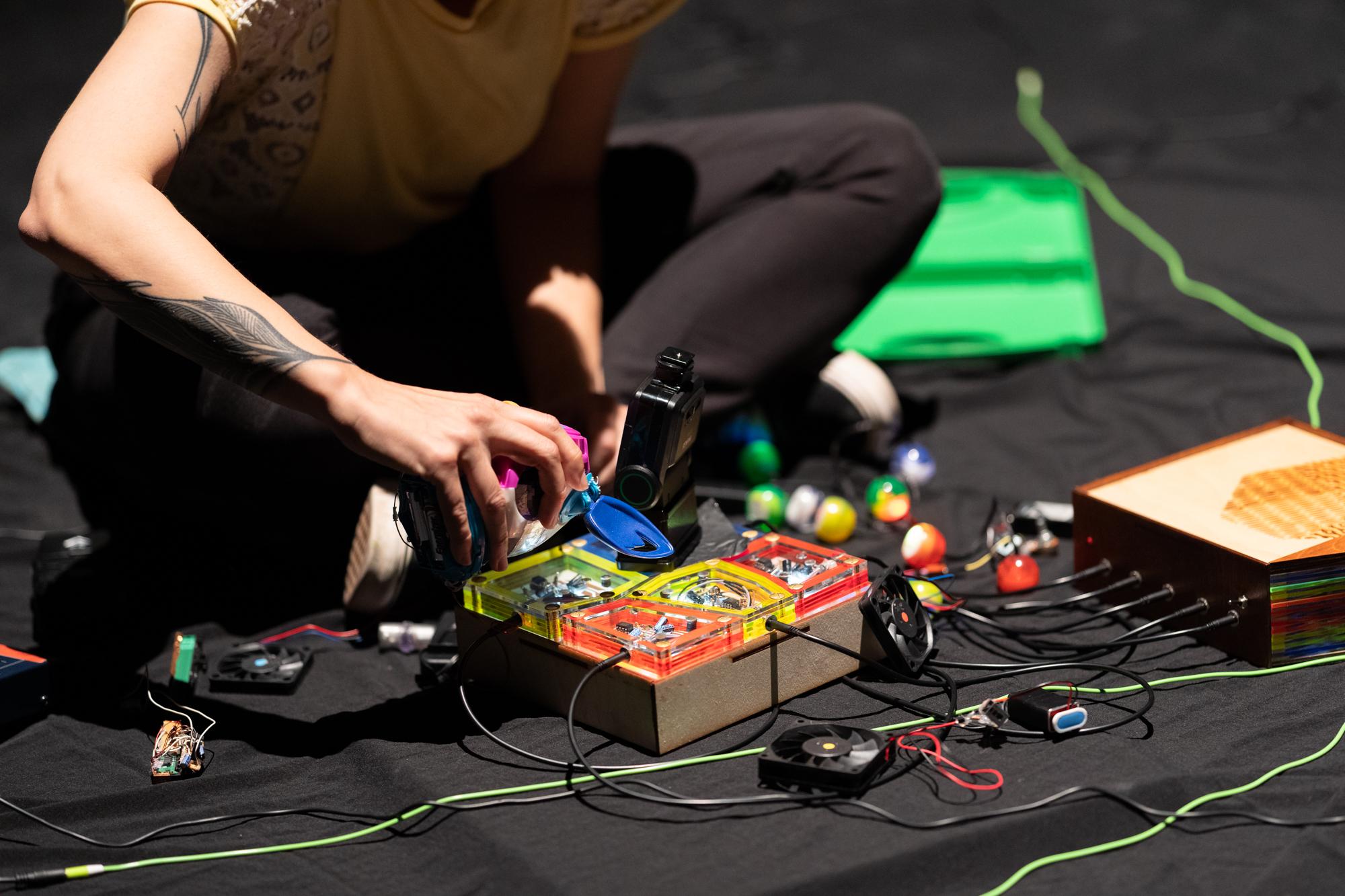 Elettronica Povera, festival Tsonami (2018)