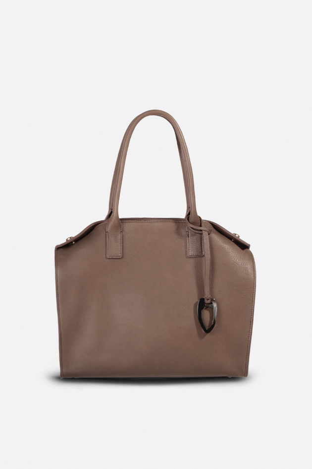 Icone Veau Sellier Bronze Sac Césaire