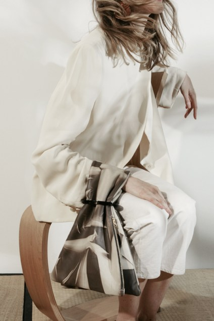 Sac Créateur cuir Sonia Césaire Paris Fabriqué en France