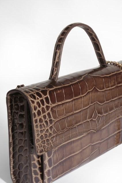 Sac Créateur cuir Titania Césaire Paris Fabriqué en France