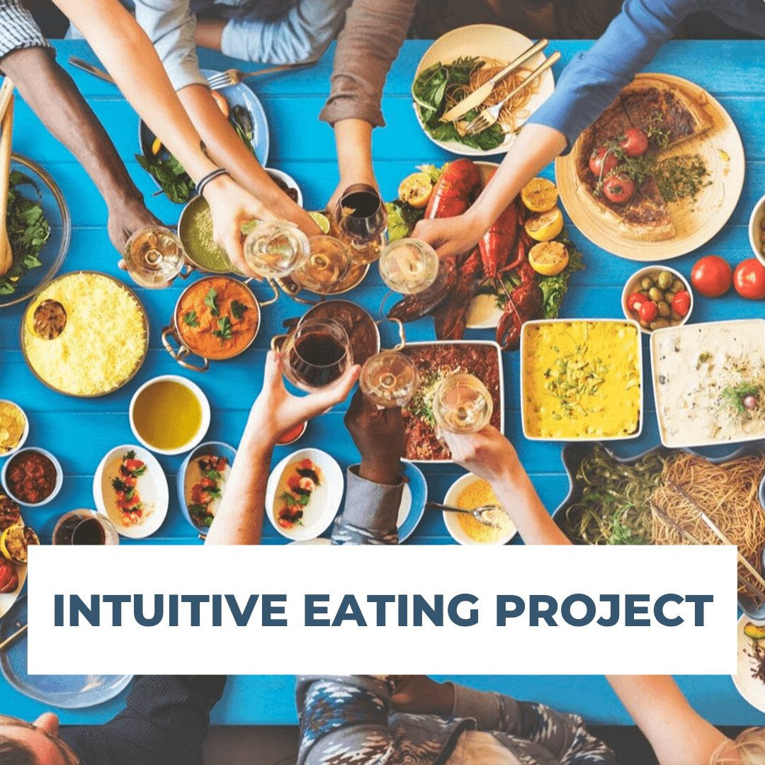 Intuitive Eating Project