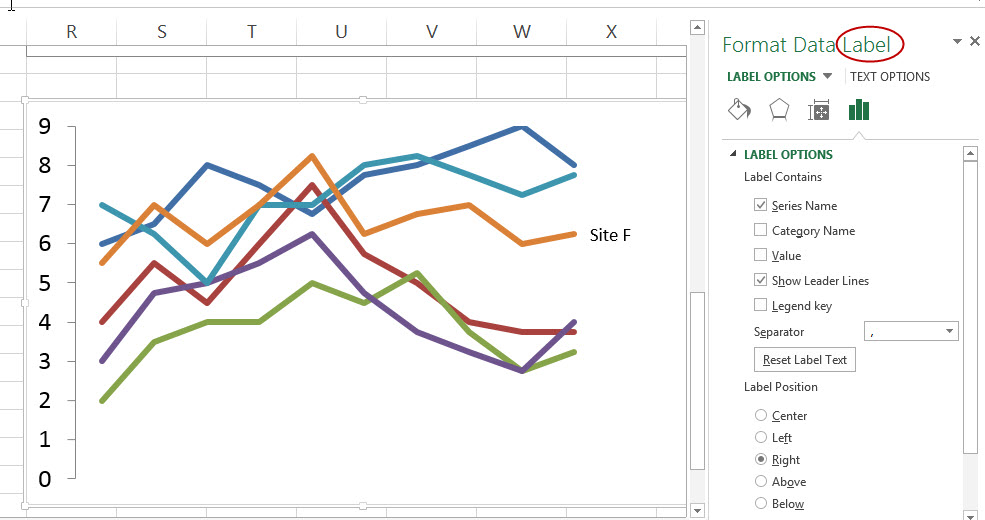 Excel data series lines paul rudd bio imdb if there is more than one data series how to create a bar graphcolumn chart in excel here are instructions on how to create a line graph in excel ccuart Choice Image