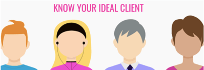 Know your ideal client to start planning your web content strategy