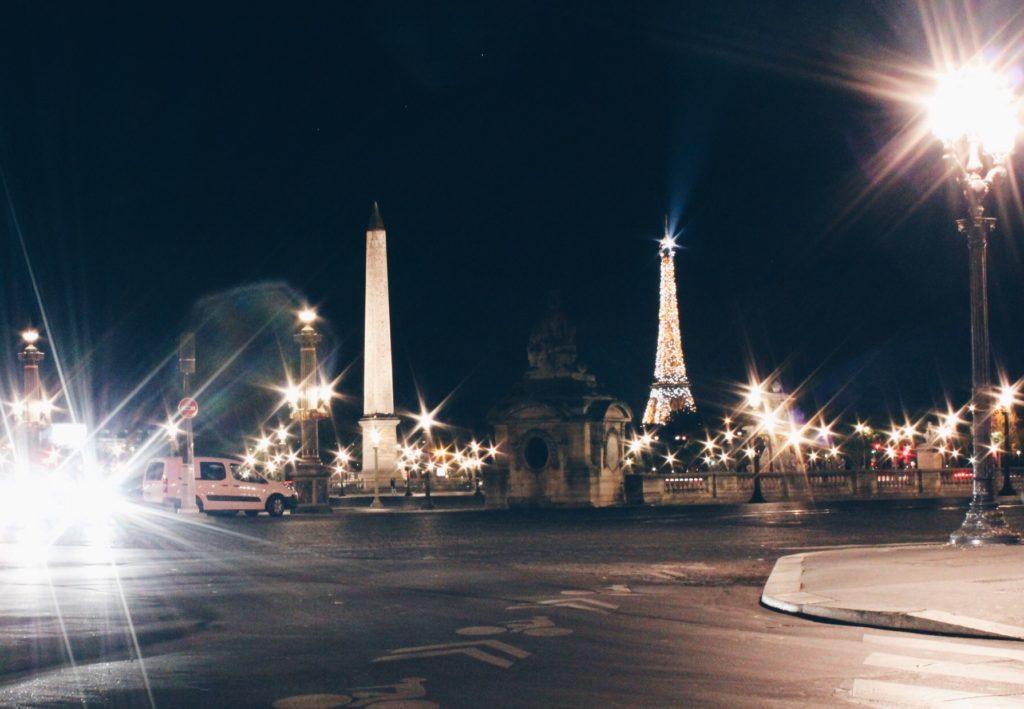 Paris nights and lights