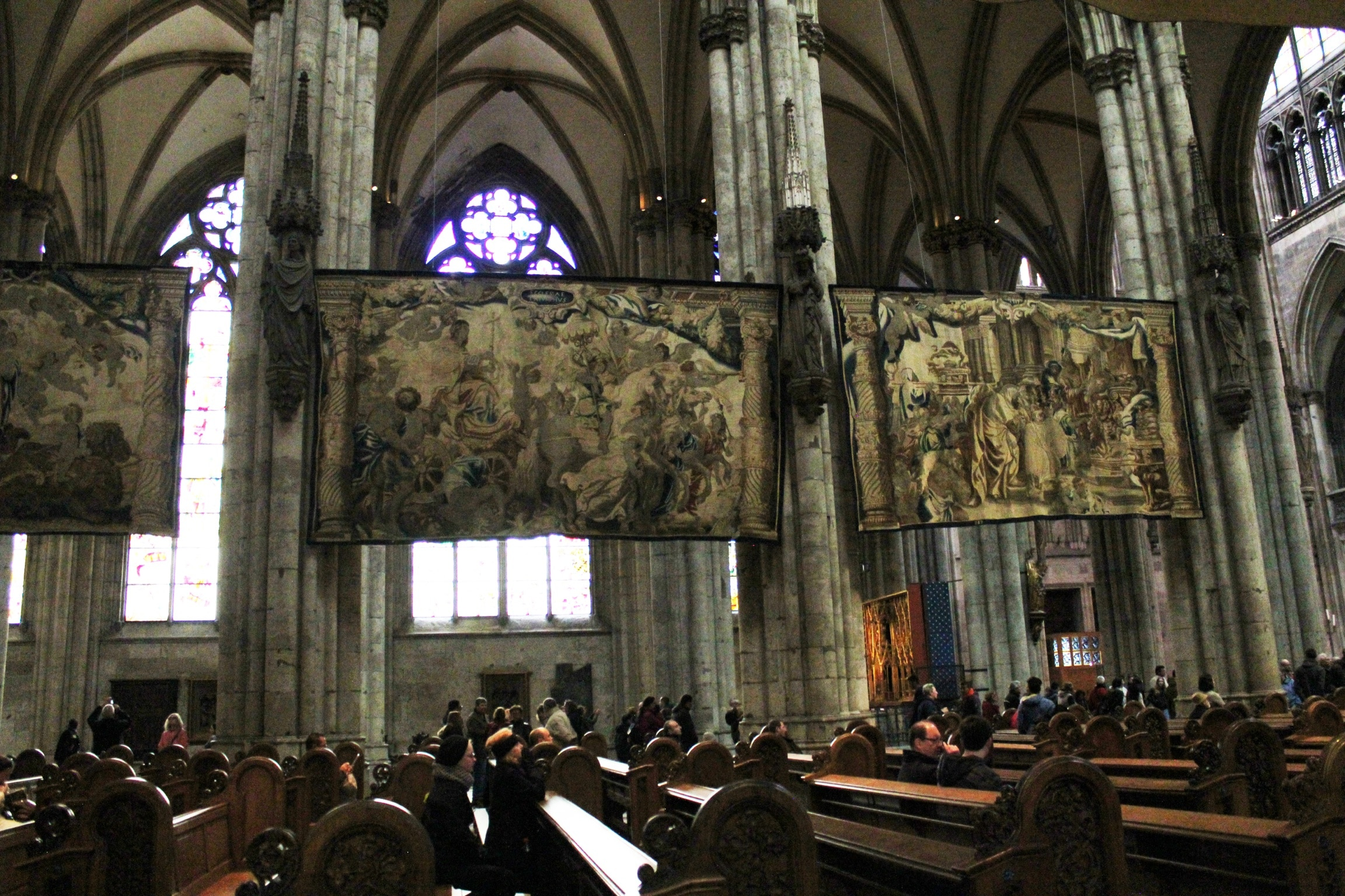 Cologne Cathedral tapestries