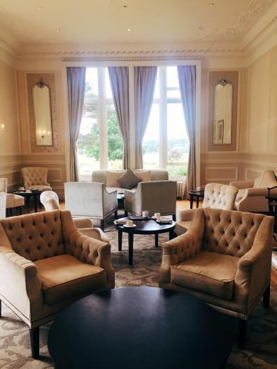 Rockliffe Hall Lounge