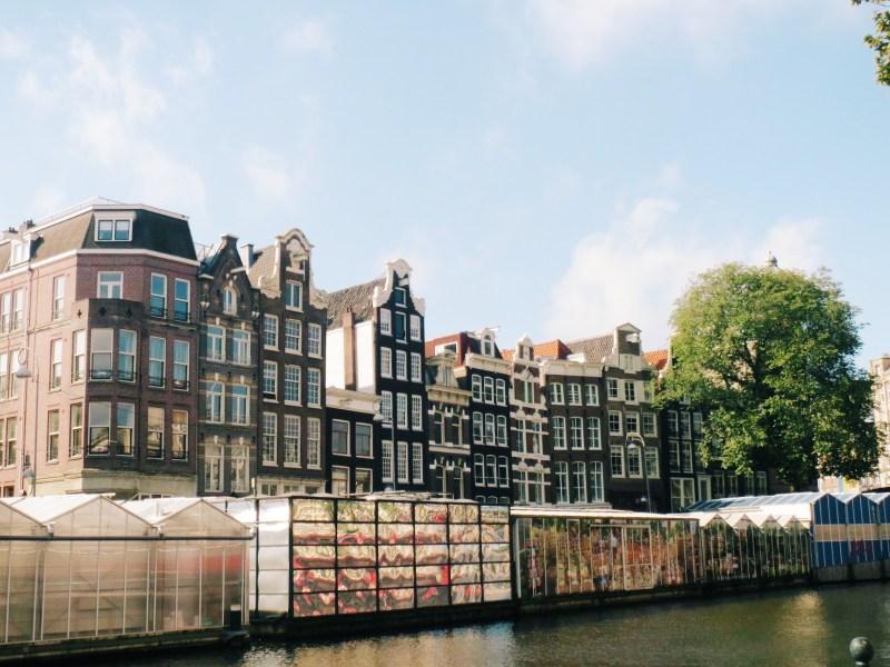 Floating Flower Market, Amsterdam