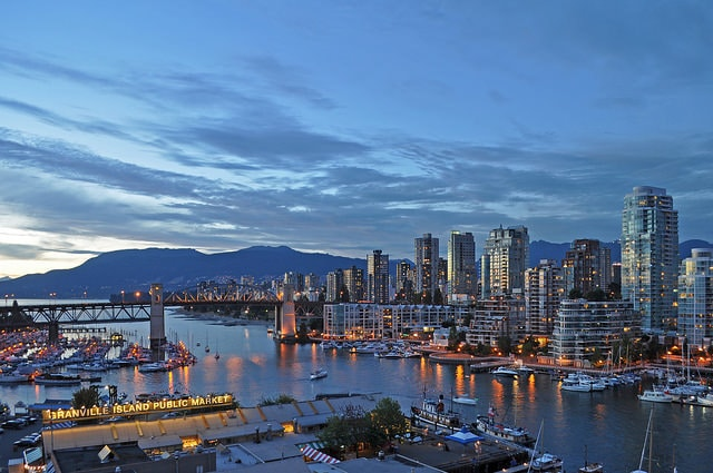 Vancouver, by Harshil Shah