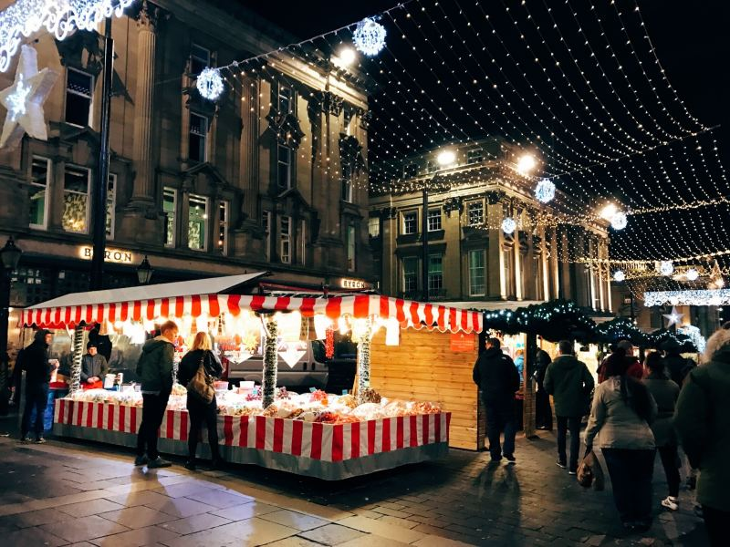Newcastle's Christmas Markets