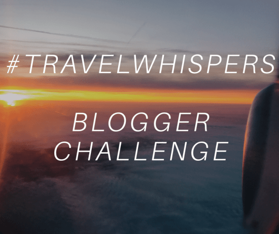 Travel Whispers blogger challenge