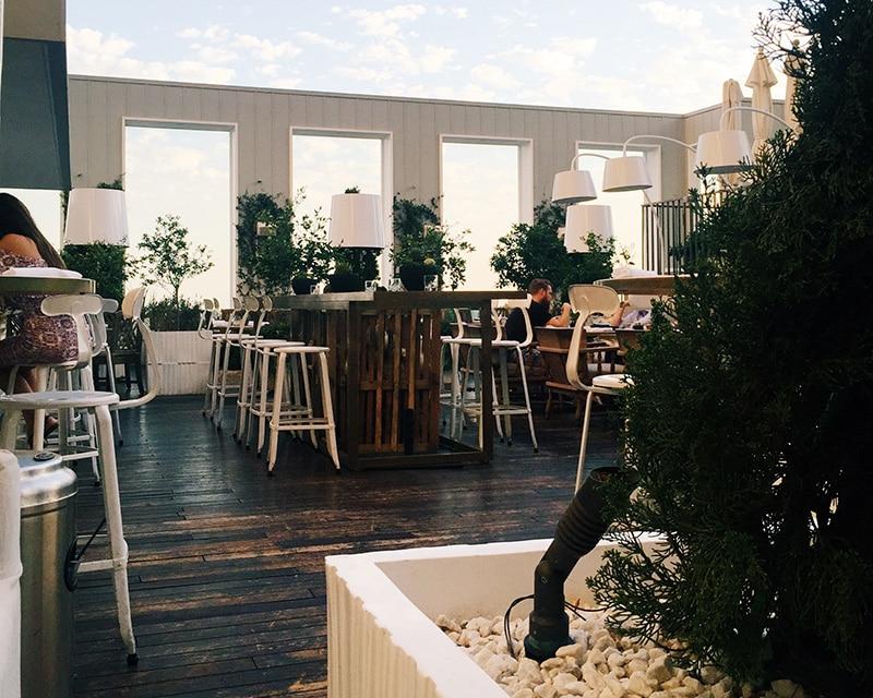 Skybar, Mondrian LA