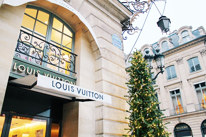 Louis Vuitton, Place Vendome