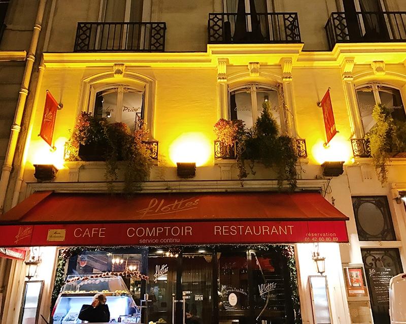 Flottes, Paris