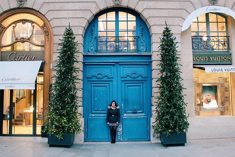 Paris Doorways