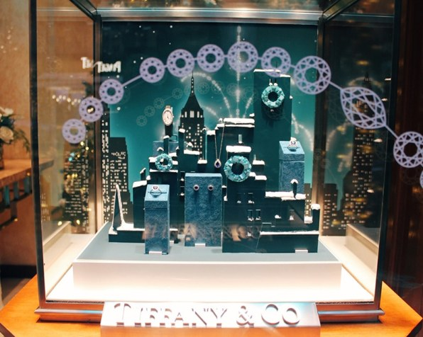 Tiffany & Co. Paris