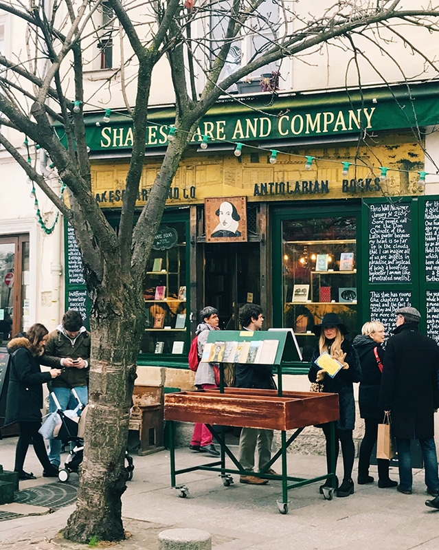 Shakespeare & Company, Paris