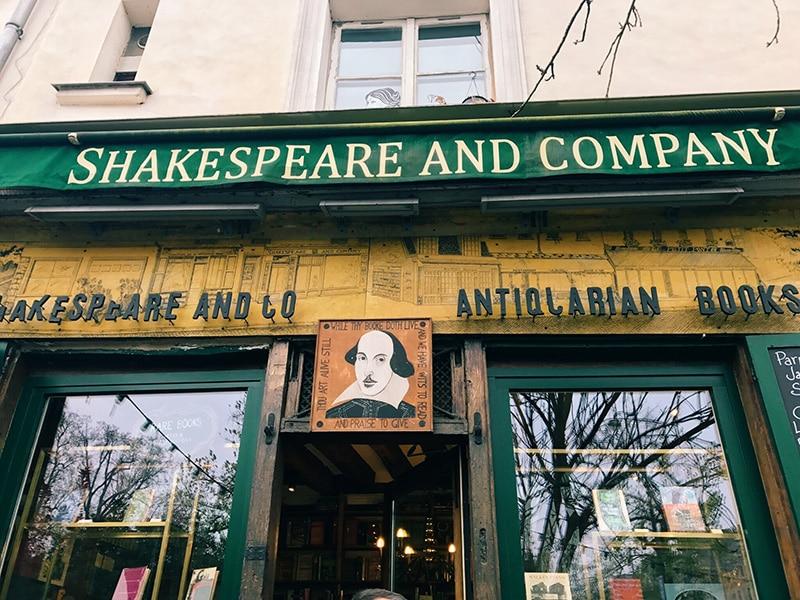 Shakespeare & Company, Paris