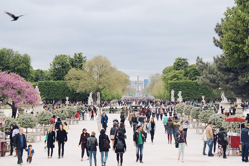 Tuilleries, Paris