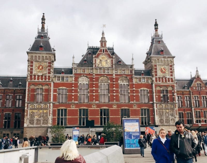 Grand Centraal Amsterdam