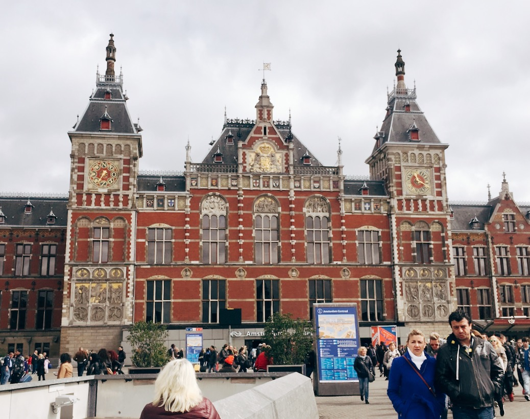 Grand Centraal Amsterdam