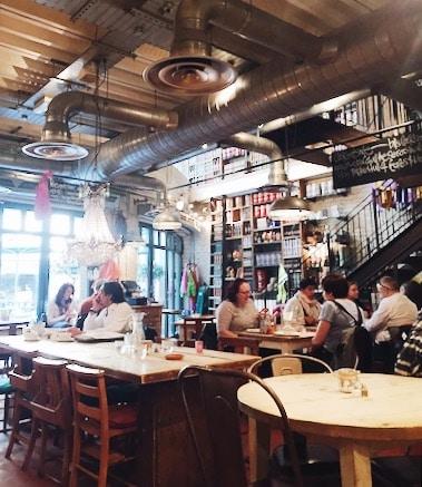 Bill's London