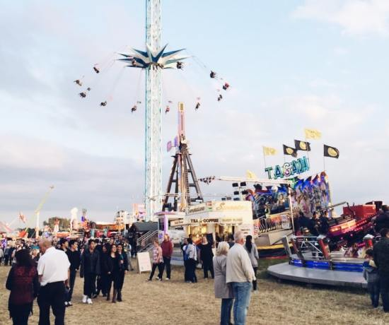 The Hoppings, Newcastle