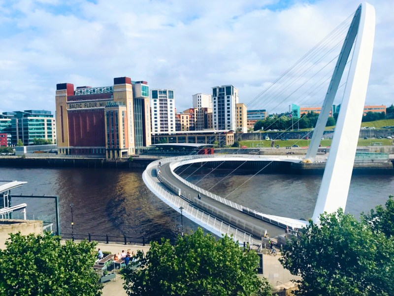 Newcastle Quayside - Malmaison