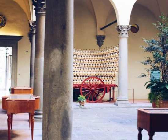 Finding Luxury in Florence