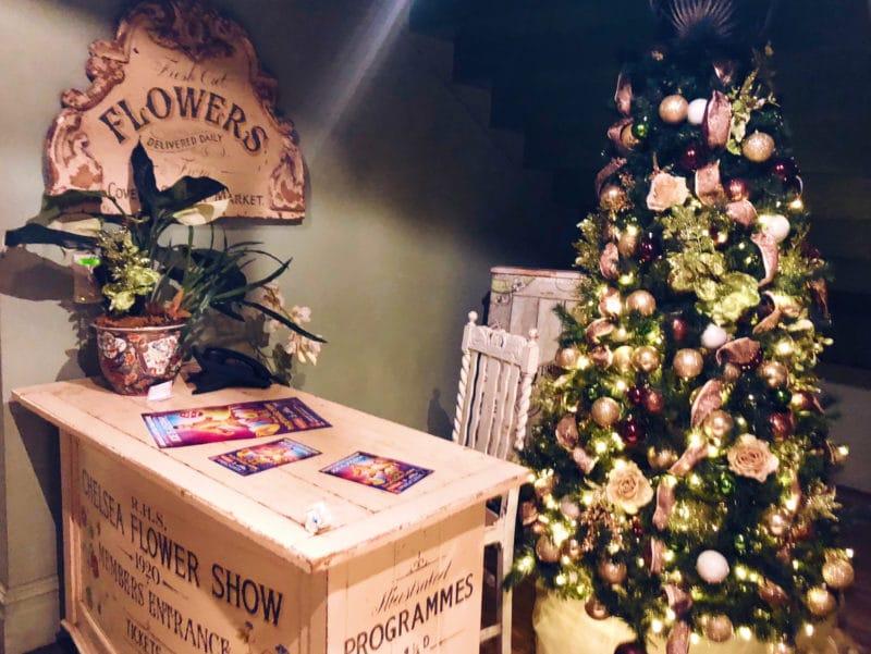 The Botanist Christmas