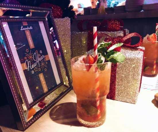 The Laundrette Christmas menu