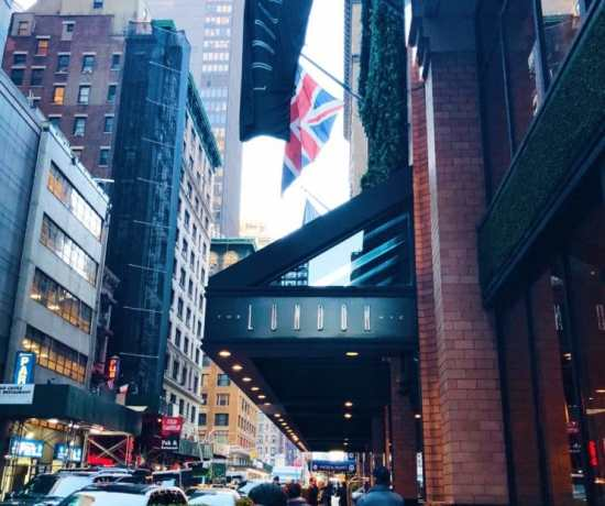 The London Hotel, NYC