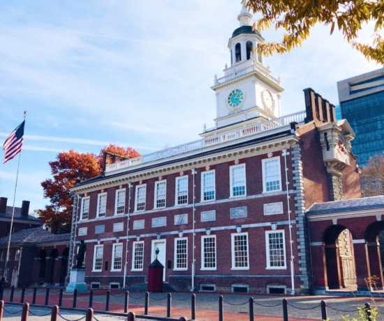 Historical Tour through Philadelphia's Old City