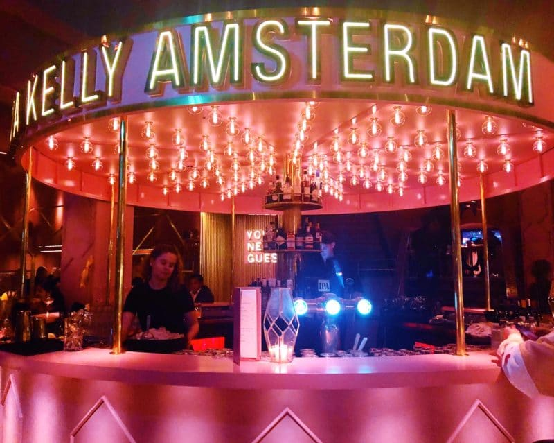 Luxury girls weekend in Amsterdam