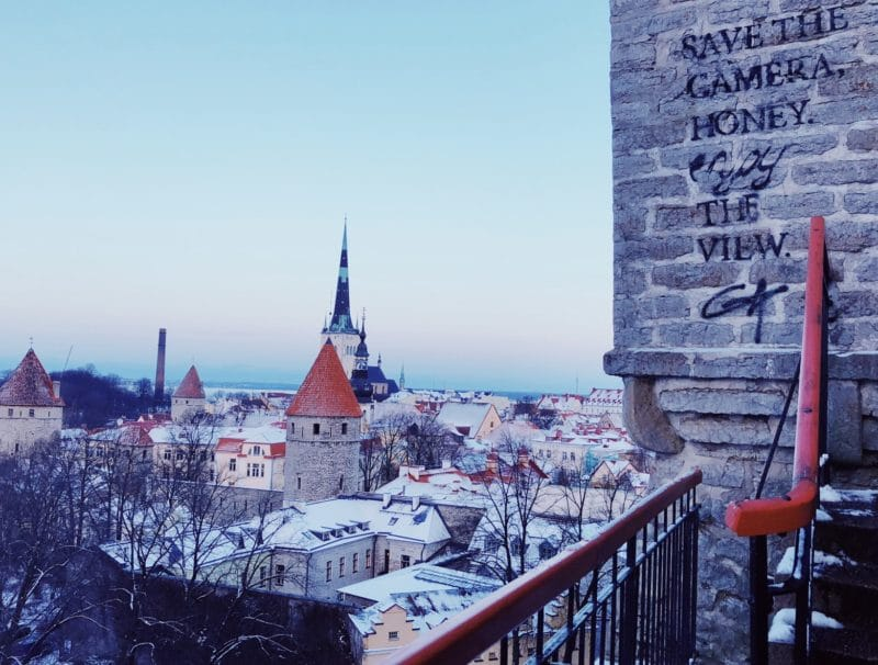 Best City Views in Tallinn