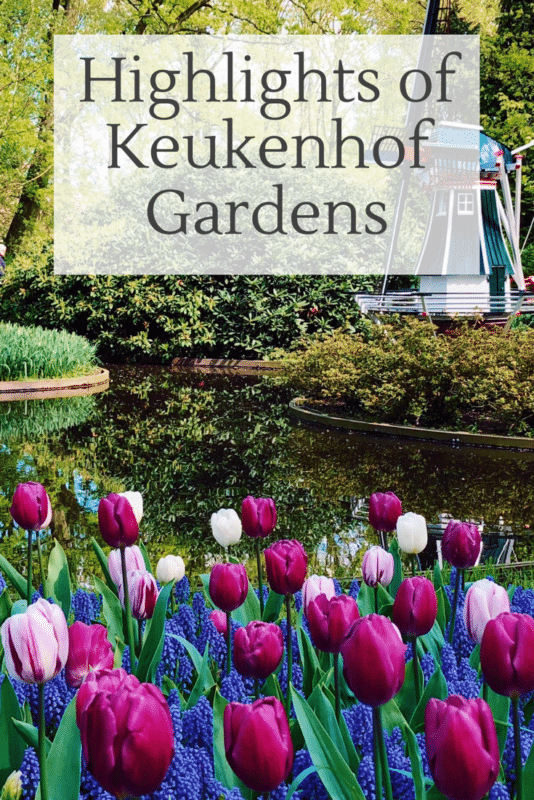 Highlights of Keukenhof Gardens