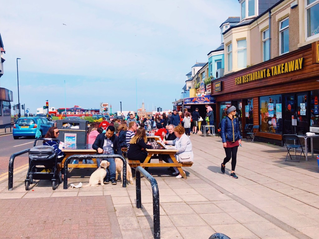 Whitley Bay food and drink week