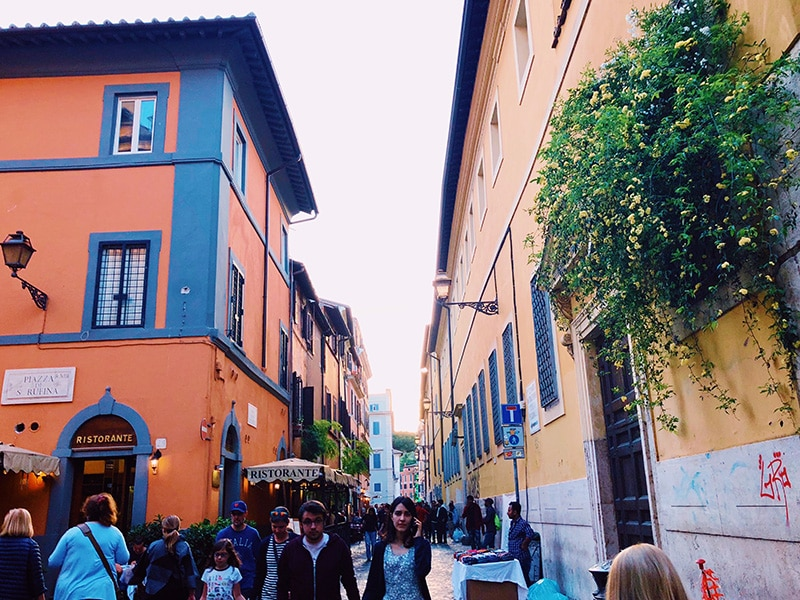 Highlights from Rome, Italy