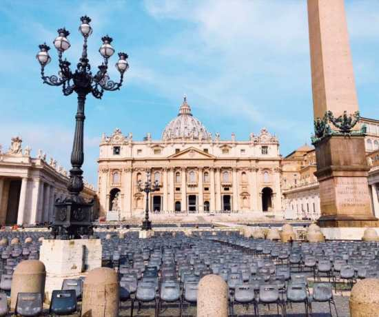 Visiting the Vatican, St Peter's and the Sistine Chapel, Rome