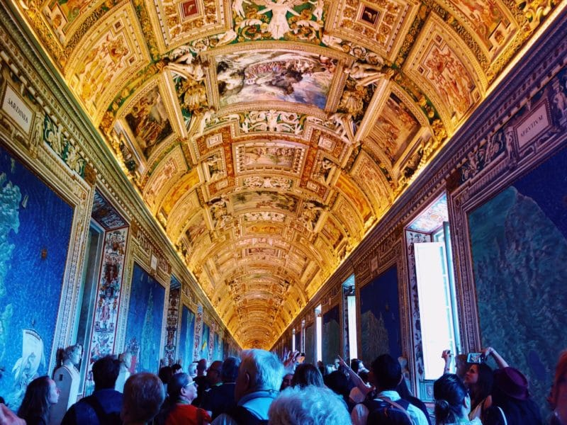 Vatican Museum and Sistine Chapel