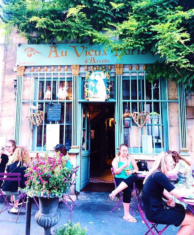 The Prettiest Streets in Paris
