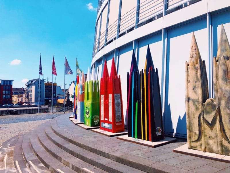 Colourful Cologne