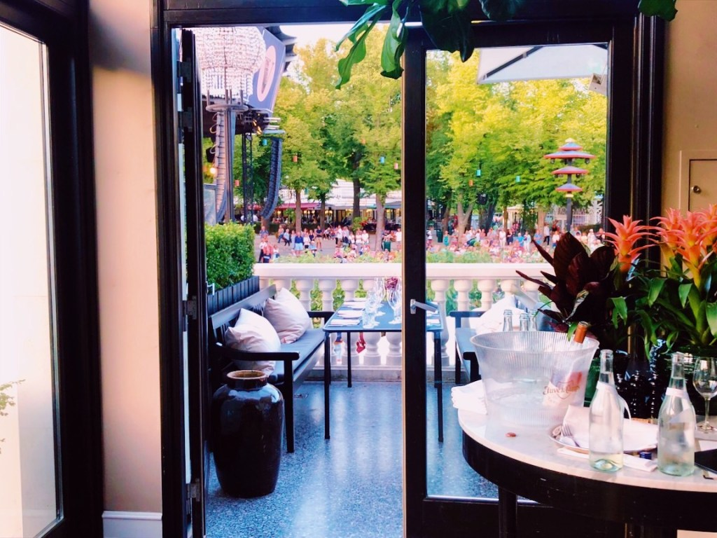 Nimb Restaurant, Tivoli