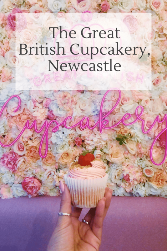 The Great British Cupcakery Bakehouse & Parlour, Newcastle