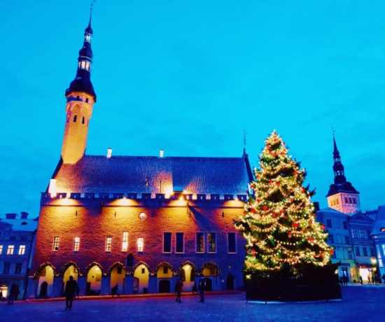 How to experience a Fairytale Winter in Tallinn