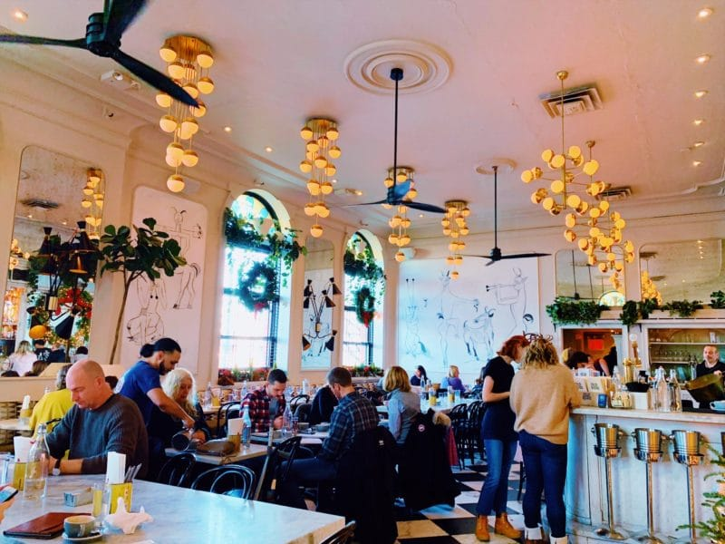 Favourite places to eat and drink in 2018