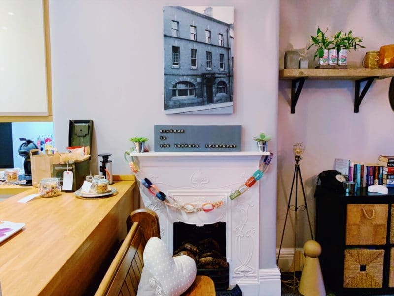 The Morpeth Apartment, Northumberland