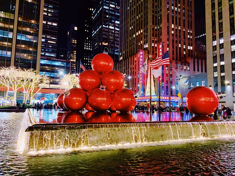 Planning your Christmas trip to New York City
