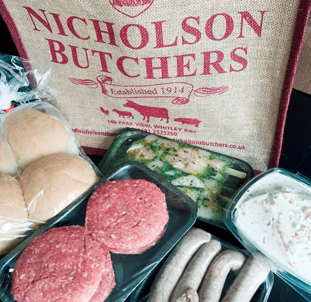 BBQ Season with Nicholson's of Whitley Bay